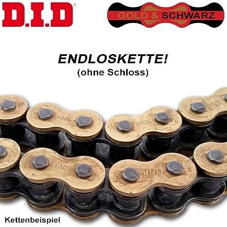 Did Kettensatz Stahl Passend Für Honda Xrv750 Africa Twin Rd04 Bj 1990 16 46 124 Did525vx Gold Schwarz Endlos Auto