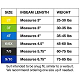 Speedo Kids UPF 50+ Begin to Swim Thermal Swimsuit