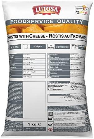 ロスティ フロマージュ 《1kg》 冷凍ポテト