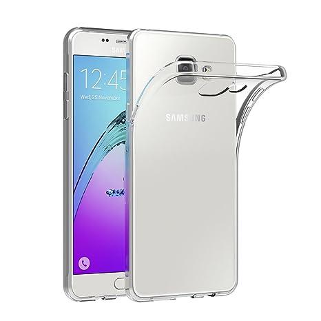 AICEK Funda Samsung Galaxy A5 2016, Samsung Galaxy A5 2016 (A510F) Funda Transparente Gel Silicona Galaxy A5 2016 Carcasa para Samsung Galaxy A5 2016 ...