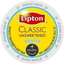 Lipton Classic Unsweetened Iced Tea, 24 Count