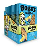 Bobo's TOASTeR Pastry (Blueberry Lemon Poppyseed, 12 Pack of 2.5 Oz. Toaster Pastries) Gluten Free Whole Grain Pastry - Great Tasting Vegan On-The-Go Breakfast or Snack, Made in the USA