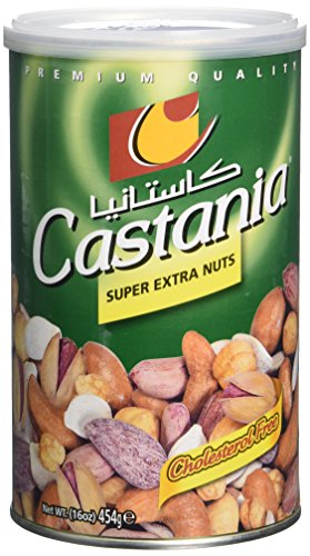 Castania Super Mixed Nuts, 454 Gram (Super Nut)