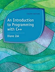 Discover the importance of learning C++ with Diane Zak's popular AN INTRODUCTION TO PROGRAMMING WITH C++, 8E. This book's distinctive emphasis clarifies how mastering C++ programming skills will benefit you now and throughout your career. Thi...