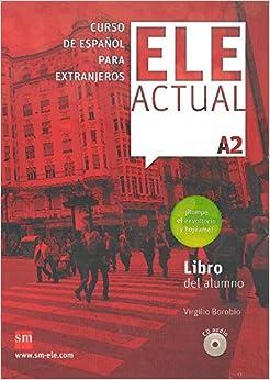 Ele Actual: Libro Del Alumno + CD A2: Amazon.co.uk