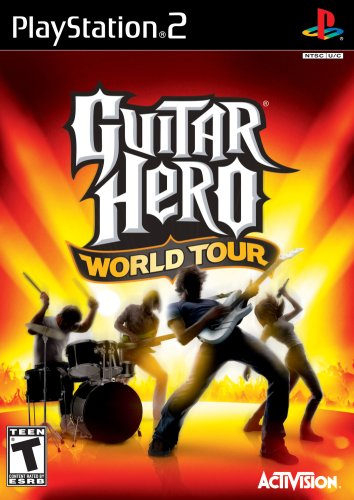 Guitar Hero World Tour - PlayStation 2 (Game only)