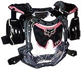 Fox Racing R3 Women's Roost Deflector Motox/Off-Road/Dirt Bike Motorcycle Body Armor - Black/Pink/Small/Medium