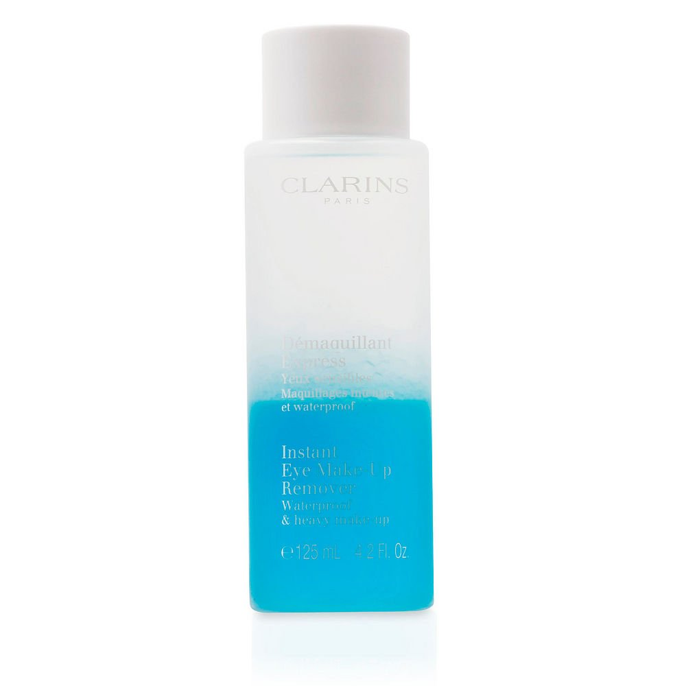 Clarins by Clarins Instant Eye Make Up Remover--125ml/4.2oz for WOMEN ---(Package Of 3)