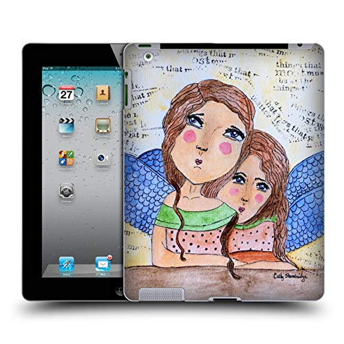 Official Cathy Standridge Blush Portraits Hard Back Case Compatible for iPad 2 (2011)