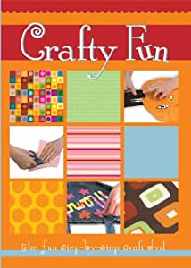 Crafty Fun (Fun and Easy Crafts for Kids) Arts & Crafts DVD - 2007