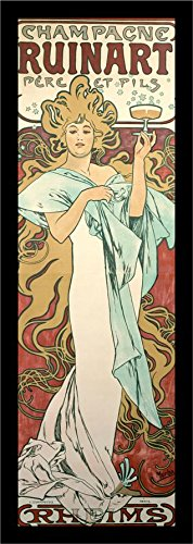 buyartforless-framed-champagne-ruinart-rheims-pere-et-fils-father-and-son-by-alphonse-mucha-art-prin