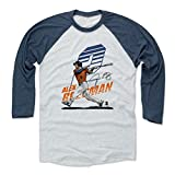 500 LEVEL Alex Bregman Baseball Tee Shirt - Houston Baseball Raglan Shirt - Alex Bregman Tech