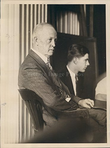 1929 Henry Wealthy CA Land Owner Private Banking Firm Clarke Tuttle Photo
