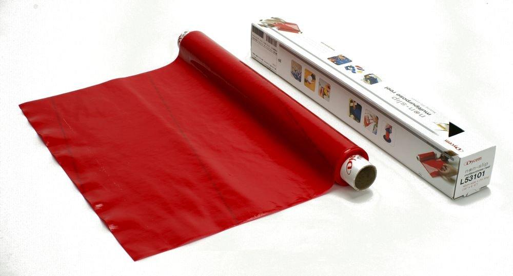 ダイセム(Dycem) すべり止めシートロール (2m, 赤) B00NGIKVVG 2m|赤 赤 2m