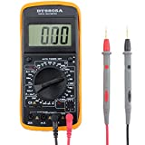 Digital Multimeter, Alloet 9205A Professional Auto Off Digital Multimeters Measuring Instrument AC DC Voltage Current Resistance
