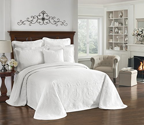 HISTORIC CHARLESTON Bedspreads Coverlet - King Charles Collection