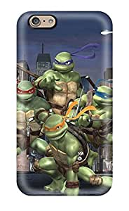Hot KRgQBvr6514DTnrc Teenage Mutant Ninja Turtles 7 Tpu Case Cover Compatible With Iphone 6