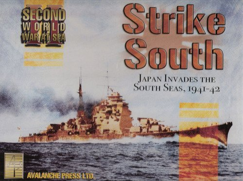 APL: Strike South  Japan Invades the South Seas 1941-2  Board Gameの商品画像
