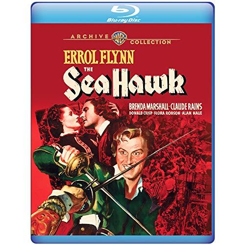 The Sea Hawk (1940) [Blu-ray] (Sea Fan Preserved)