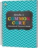 Common Core Assessment Record Book, Grade 1, , 1483811123