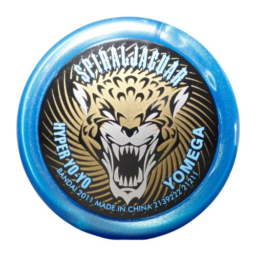 Hyper Yoyo - Spiral Jaguar (Metallic Blue) by Bandai