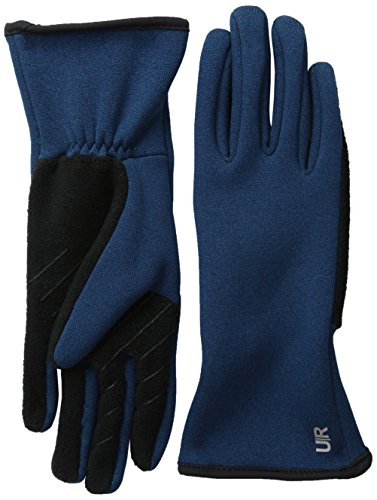 U|R Women's Rei Active Stretch Touchscreen Glove, Deep Oasis, Small/Medium