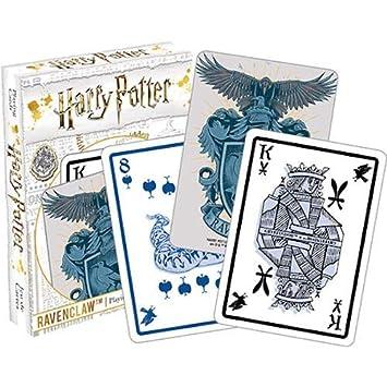 HARRY POTTER Ravenclaw Carta de Juego: Amazon.es: Juguetes y juegos