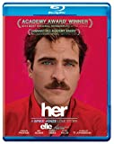 Her [Blu-ray + Digital Copy] (Bilingual)