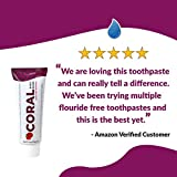 Coral White Nano Silver Toothpaste, Natural