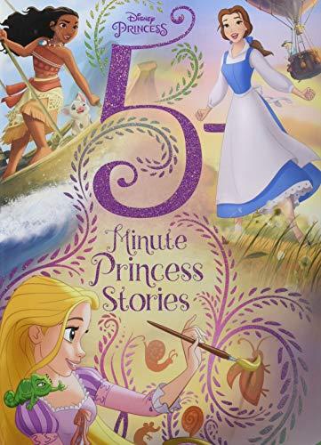 Disney Princess 5-Minute Princess Stories (5-Minute Stories) from Disney Press
