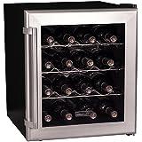 Koldfront 16 Bottle Thermoelectric Wine Cooler - Platinum