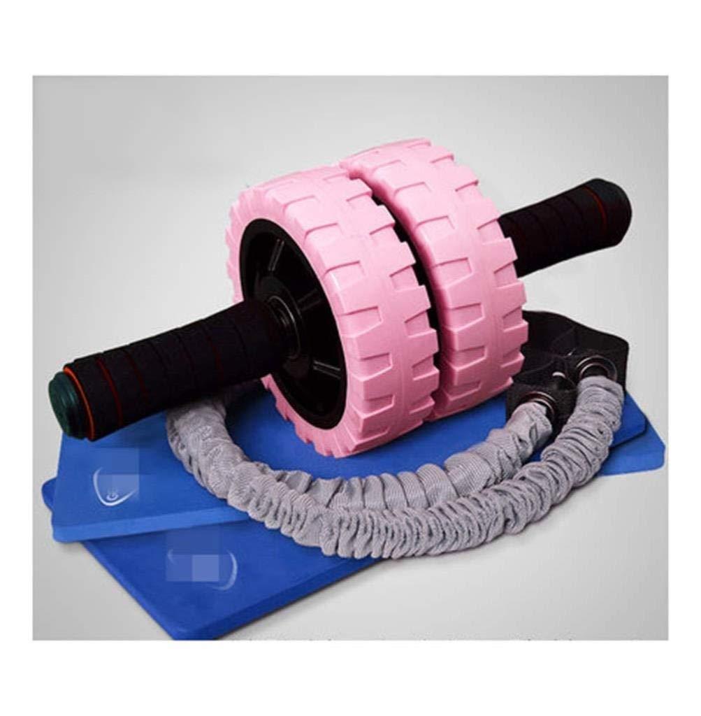 腹筋ホイール、Abローラーフィットネスホイール - ホームフィットネス機器、スリミングトレーニングホイール B07SKHBCBL F