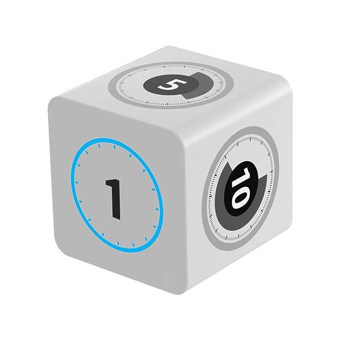 1 opinioni per Fshark Timer Cubo Chip Sensore Giroscopio per Bambini, Cucina, riunioni, Studio,