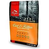 Orijen Dry Cat and Kitten Food, 4 lb