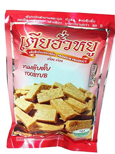 """""""Tootub"""", Peanut Bar, Premium Snack, Signature's Peanut From Khonkaen, Thailand"""