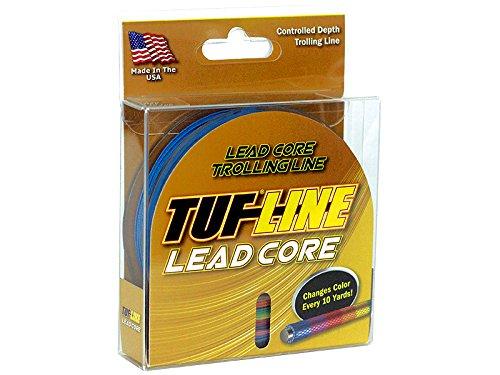 TUF LINE Western Filament Lead Core Trolling Line, 12