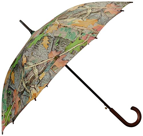 Rivers Edge Products Full Size Camo Umbrella, 45-Inch, Brown
