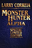 img - for Monster Hunter Alpha Signed Leatherbound Edition book / textbook / text book