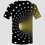 3D Print Shirts for Men, F_Gotal Men's T-Shirts