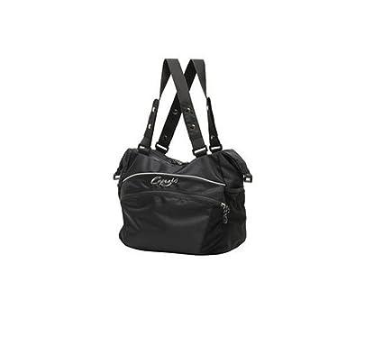 Amazon.com: Capezio B30 negro lona Convertible bolsa bolsa ...