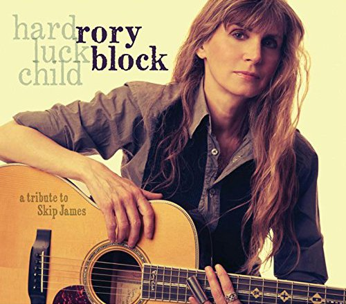 Rory Block - Hard Luck Child: A Tribute To Skip James - Amazon.com ...