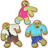 Undead Fred Zombie Shaped Cookie Cutters Novelty Kitchen Bakeware, Garden, Lawn, Maintenance by Garden-Outdoor