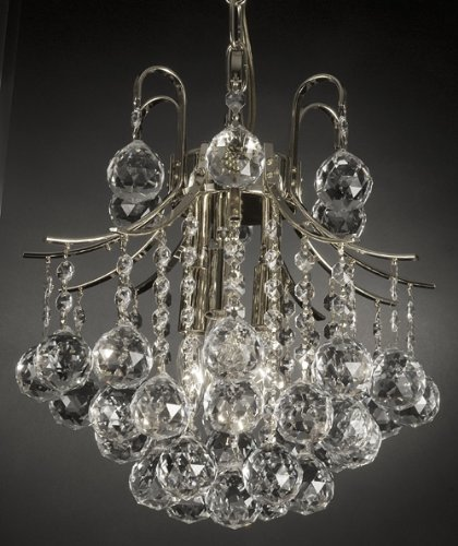 French empire crystal chandelier chandeliers lighting silver french empire crystal chandelier chandeliers lighting silver h13 x wd12 3 lights mozeypictures Image collections