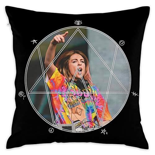 HALAZANA AWonderland Pillow Case Fashion Soft Cushion Cover