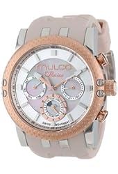 Mulco Unisex MW3-11169-113 Lincoln Illusion Chronograph Analog Swiss Movement Watch