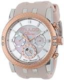 Mulco Unisex MW3-11169-113 Lincoln Illusion Chronograph Analog Swiss Movement Watch, Watch Central