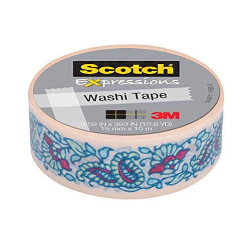 393 Mint (Scotch Expressions Tape, 0.59