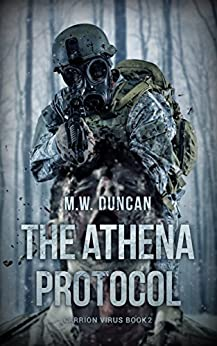 The Athena Protocol: Carrion Virus Book 2 by [Duncan, M.W.]
