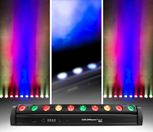 Chauvet Colorband Rgb Led Wash Light