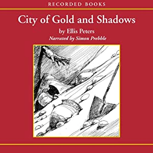 City of Gold and Shadows Audiobook